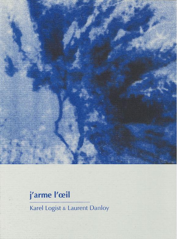 J'arme l'oeil, avec des polaroids de Laurent Danloy, Liège, Le Boustrographe