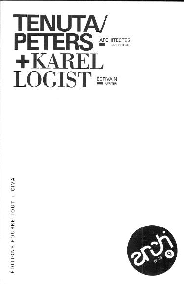 Eboulis oubliés, Andrea Tenuta, Delphine Peters et Karel Logist